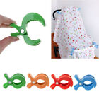 2pcs Baby Car Seat Accessories Toy Lamp To Hook Cover Blanket Clips Strollers