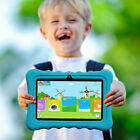 """7"""" inch HD Quad Core Tablet PC For Kids Android 8GB WIFI Bundle Case"""