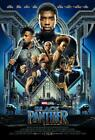 Black Panther Movie Poster Print Wall Art 8x10 11x17 16x20 22x28 24x36 27x40