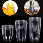 Magic Juicer Cup Mug Clear Replacement For NutriBullet Nutri Bullet 18/24/32OZ#