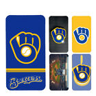wallet case for Milwaukee Brewers galaxy S7 S8 S8plus S9 S9plus S10 S10plus on Ebay
