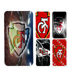 wallet case kansas city chiefs iphone 7 iphone 6 6+ 5 7 X XR XS MAX case $17.99 USD on eBay