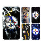 wallet case Pittsburgh Steelers iphone 7 iphone 6 6+ 5 7 X XR XS MAX case $17.99 USD on eBay