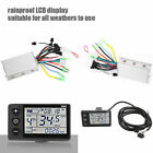 24-48V Electric Bicycle E-bike Scooter Brushless DC Motor Controller+LCD Display