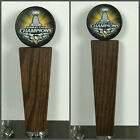 2017 Stanley Cup Champs Pittsburgh Penguins NHL Hockey Puck Solid Oak Tap Handle $42.99 USD on eBay