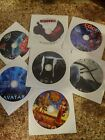 DVD Movies Lot Sale $2.75 each Buy 6 Get 1 FREE! Pick your Movie $2.2 USD on eBay