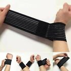US Sport Wrist Brace Injury Wrap Bandage Support Strap Wristband Adjustable 40cm $3.99 USD on eBay