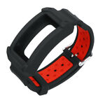 Replacement Wrist Watch Band Protective Frame Strap for Samsung Gear Fit
