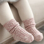 Warm Baby Winter Socks Soft Toddler Infant Kids  Non-slip Socks 1~24 Months