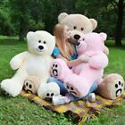 Huge Teddy Bear Plush Soft Big Doll Stuffed Animal Toy Girlfriend Children Gift