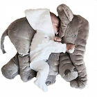 XXL Giant Elephant Stuffed Animals Plush 60cm with Air Conditioning Cool Blanket