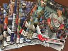 2017 TOPPS SERIES 1 BASEBALL BASE CARD YOU PICK COMPLETE SET SINGLES ROOKIE 251-