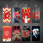 wallet case Calgary Flames galaxy note 9 note 3 4 5 8 J3 J7 2017 2018 $17.99 USD on eBay
