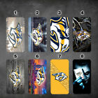 wallet case Nashville Predators galaxy note 9 note 3 4 5 8 J3 J7 2017 2018 $16.99 USD on eBay
