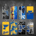 wallet case St. Louis Blues galaxy note 9 note 3 4 5 8 J3 J7 2017 2018 $16.99 USD on eBay