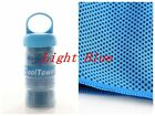Chilly Pad Sports Cooling Towel Instant ICE Cold   Bottles Enduring Jogging Gym