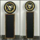 Pittsburgh Penguins NHL Hockey Puck Chalkboard Tap Handle $50.99 USD on eBay
