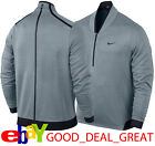 Nike TW Tiger Woods Cypress Shield 1/2 Zip 639817-088 $140 Large **Rare to Find