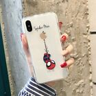 Cartoon Phone Case for iPhone X XS Max XR Cute Cat Tom Cover for iPhone 7 8 Plus