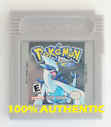Внешний вид - ORIGINAL AUTHENTIC Pokemon Silver Version Can Save New Battery Gameboy Color