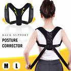 Posture Clavicle Support Corrector Back Straight Shoulders Brace Belt Correct