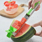 Watermelon Slicer Knife Fruit Melon Cutter Corer Scoop Stainless Steel Tools