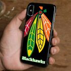 CHICAGO BLACKHAWKS NHL HOCKEY iPhone 6/6S 7 8 Plus X/XS Max XR Case Cover $15.9 USD on eBay