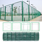 Galvanized Mesh Wire Green PVC Welded Steel Graden Fence Stakes Crop Net Protect