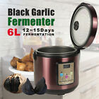 6L Automatic Black Garlic Fermenter Fermentation Thickened Aluminum Alloy Frame