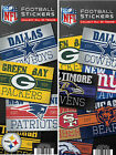 Officially Licensed NFL Vintage Banner Stickers 10 Pack $8.5 USD on eBay