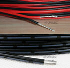 20AWG UL2468 PVC 2-pin Tinned Copper Parallel Wire Power Cable Cord ROHS UL 300V