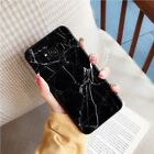 Hard Marble Granite Texture Glossy Case Protective Mobile Plastic Phone Case RE