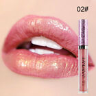 Beauty Makeup Shimmer Glitter Waterproof Liquid Lipstick Cosmetics Lip Gloss New