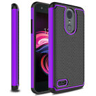 For LG K8s Phone Case Hybrid Shockproof Protective Slim Ultra Armor Rugged Cover