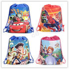 Mcqueen Sophia Toy Story Non-woven Fabric Party Birthday Drawstring Bags Gift