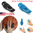 Basketball Sports Finger Protector Sleeve Support Brace Arthritis Band Wraps USA $9.98 USD on eBay