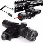 Red/Green Laser Sight Remote Switch Suit 25.4/30mm Ring 20mm Rail QD Mount