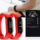 Smart Bracelet Fitness Tracker Heart Rate Waterproof Wristband for Android iOS