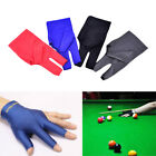 Spandex Snooker Billiard Cue Glove Pool Left Hand Three Finger Accessory Cool US $5.99 USD on eBay