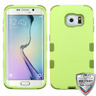 For Samsung Galaxy S6 Edge Impact Hard TUFF Cover Case +Shock Absorbent Corners