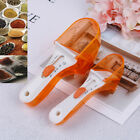 Design adjustable measuring spoon plastic cool measuring tool cup teaspoons NIU