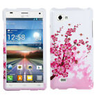 Design Snap on Cover Protector Case for LG Optimus 4X HD P880