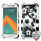 For HTC 10 TUFF Hybrid Protector Phone Case Cover