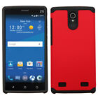For ZTE Zmax 2 Astronoot Impact Armor Phone Hard Silicone Protector Case Cover
