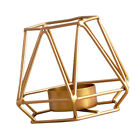 3D Geometric Candle Holder Candlestick Home Wedding Party Dinner Decoration