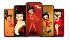 Sexy Girl Betty Boop Case For Huawei P30 P20 P10 P9 Smart Mate 20 Honor Y6 Y9 $14.59 CAD on eBay