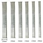 Stainless Steel Stretch Expansion Watch Band Strap 10/12/14/16/18/ Bracelet W1K3 image