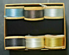 CHOICE - BELDING CORTICELLI SILK BUTTONHOLE TWIST D BAMBOO FLY ROD WINDING TYING
