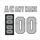 Los Angeles Kings 1991-92 White Jersey Customized Number Kit un-sewn $34.99 USD on eBay