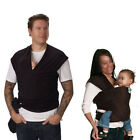 Adjustable Baby Sling Cotton Wrap Infant Carrier Up to3YRS Breastfeeding Pouch